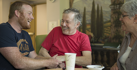 Regional Outreach & Seniors' Mental Health Program