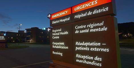 Intervention en cas de crise (patients externes)
