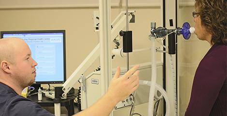Laboratoire d'exploration fonctionnelle pulmonaire